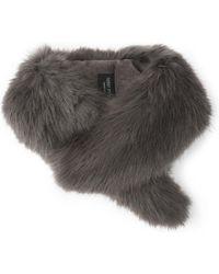 Helen Moore - Vintage Faux-fur Collar - Lyst