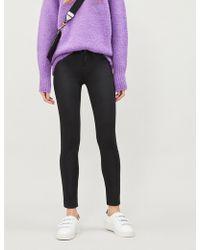 Lee Jeans - Scarlett Skinny High-waist Jeans - Lyst