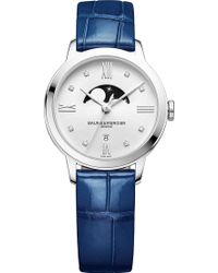 Baume & Mercier - 10329 Classima Stainless Steel - Lyst