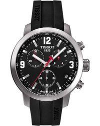 Tissot - T0554171705700 Stainless Steel Watch - Lyst