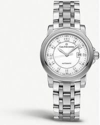 Carl F. Bucherer - 00.10637.08.23.21 Patravi Stainless Steel Watch - Lyst
