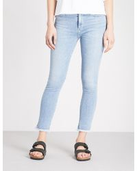Citizens of Humanity - Rocket Slim-fit High-rise Jeans - Lyst