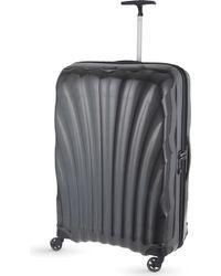 Samsonite - Cosmolite Four-wheel Suitcase 81cm - Lyst