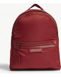 Longchamp - Brown Le Pliage Néo Small Neoprene Backpack - Lyst