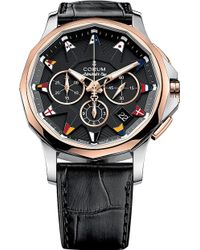 Corum - 98410124of01an12 Admiral's Cup Legend 42 Chronograph Watch - Lyst