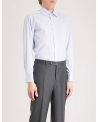 Thomas Pink - Gregory Classic-fit Cotton Shirt - Lyst