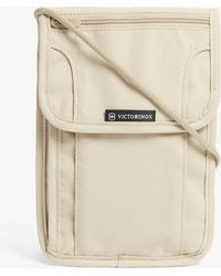 Victorinox - Rfid-protected Nylon Security Pouch - Lyst
