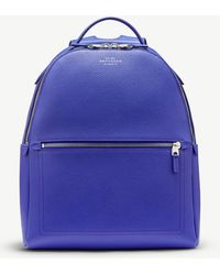 Smythson - Small Backpack - Lyst