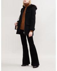 Claudie Pierlot - Grego Bis Wool-blend Coat - Lyst