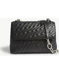Vivienne Westwood - Coventry Large Quilted Leather Shoulder Bag - Lyst