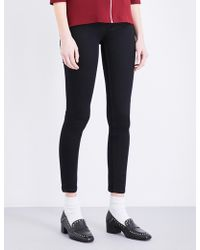 Claudie Pierlot | Powerful Bis Skinny High-rise Jeans | Lyst