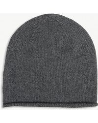 The White Company - Cashmere Sparkle Beanie - Lyst
