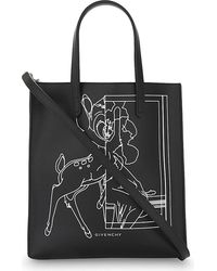 Givenchy - Stargate Bambi Small Shopper Bag - Lyst