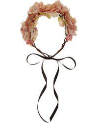 Rock N Rose - Blossom Crown - Lyst