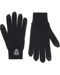 KENZO - Tiger Touch Screen Gloves - Lyst