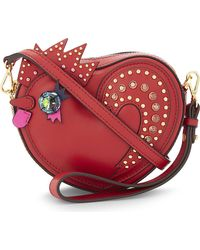 MCM - Rooster Heart Coin Case - Lyst