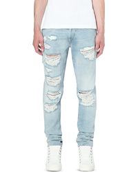 Shop Men's Off-White c/o Virgil Abloh Jeans from $215 | Lyst