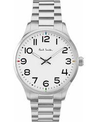 Paul Smith - Tempo P10063 Stainless Steel Watch - Lyst