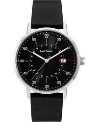 Paul Smith - Gauge P10071 Stainless Steel Watch - Lyst