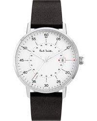 Paul Smith - Gauge P10072 Stainless Steel Watch - Lyst