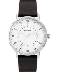 Paul Smith - Gauge P10072 Stainless Steel Watch - Lyst