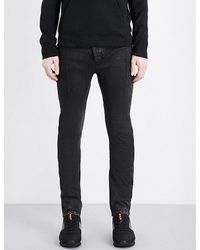 Blk dnm Black Faded 25 Jeans in Black for Men | Lyst