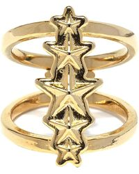 Pamela Love - Ursa Minor Gold-plated Ring - Lyst