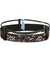 Toga - Embellished Belt - Lyst