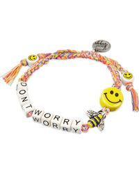 Venessa Arizaga - Don't Worry Bee Happy Ceramic Bracelet - Lyst
