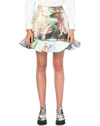 Fyodor Golan - Venus Cotton Skirt - Lyst