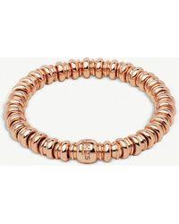 Links of London - Sweatheart 18ct Rose-gold Vermeil Bracelet - Lyst