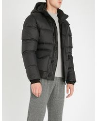 Canada Goose - Ventoux Parka Quilted Shell-down Jacket - Lyst