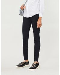 Claudie Pierlot - Preview High-rise Skinny Jeans - Lyst