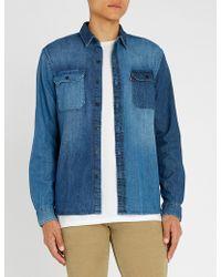 Levi's - Jackson Worker Regular-fit Denim Shirt - Lyst