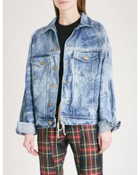 Fear Of God - Fifth Collection Selvedge Denim Jacket - Lyst