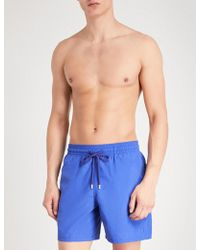 Vilebrequin - Moorea Starfish Art Water-reactive Relaxed-fit Swim Shorts - Lyst