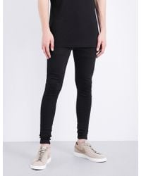 HERA - Spray-on Slim-fit Skinny Jeans - Lyst