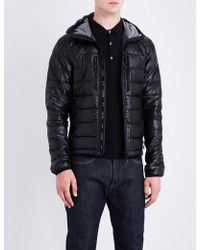 Canada Goose - Mens Black Hybridge Lite Quilted Shell Jacket - Lyst