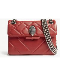 Kurt Geiger - Kensington Mini Leather Shoulder Bag - Lyst