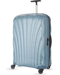 Samsonite - Cosmolite Four-wheel Suitcase 75cm - Lyst