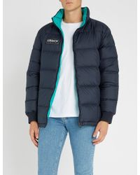 adidas - Carnforth Reversible Shell-down Jacket - Lyst