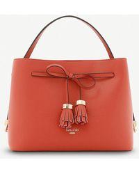Dune | Dinidess Tassel And Bow-detail Shoulder Bag | Lyst
