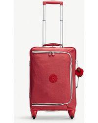 Kipling - Cyrah Four-wheel Suitcase 55cm - Lyst