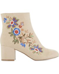 ALDO - Kettleson Heeled Ankle Boots - Lyst