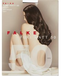 Falke - Pure Matt 50 Tights - Lyst