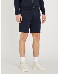 Polo Ralph Lauren - Lisle Cotton-jersey Shorts - Lyst