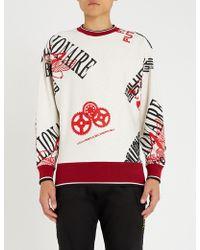 BBCICECREAM - Logo-print Cotton-jersey Sweatshirt - Lyst