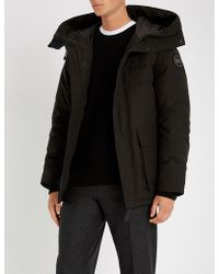 Canada Goose - Wedgewood Hooded Shell-down Parka - Lyst