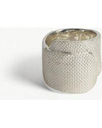 Ambush - Band Aid Sterling Silver Ring - Lyst