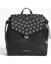 MICHAEL Michael Kors | Bristol Medium Grained Leather Backpack | Lyst